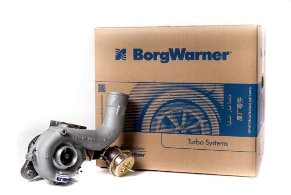 BorgWarner 53049887501 K04-7501 53049500001 K04-001 UPGRADE TURBOLADER 230-280PS
