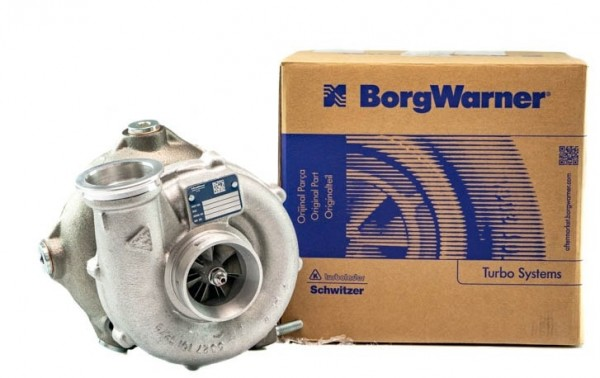 861260 Turbocharger Volvo Penta 3802070 Ship Boot BorgWarner New